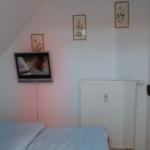 Schlafzimmer mit ehebett 18-11-19