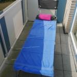 Balkon mit Sonnenliege 41-7a-04