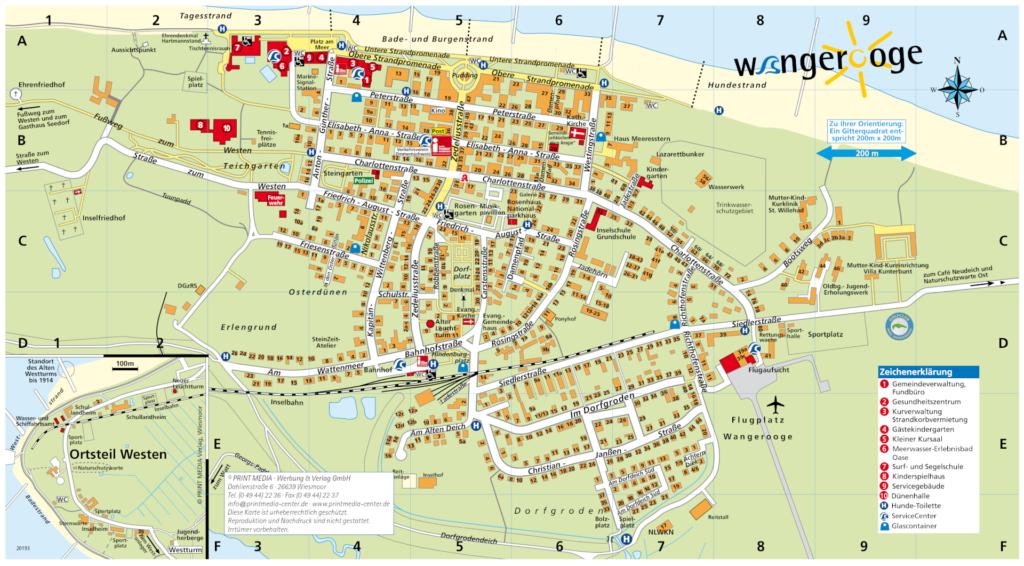 Plan-Wangerooge-Ort