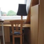 Schreibtischecke im Dachgeschoss 35-26-06