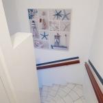 Treppenabgang von Wohnung Nr 4