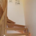 Treppenaufgang zum Dachgeschoss 39-20-01