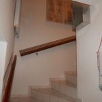 Treppenaufgang zur Wohnung Nr 4